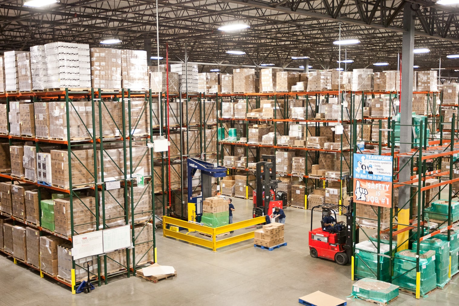 LeSaint Expands Client Warehousing Operations Across Southern US