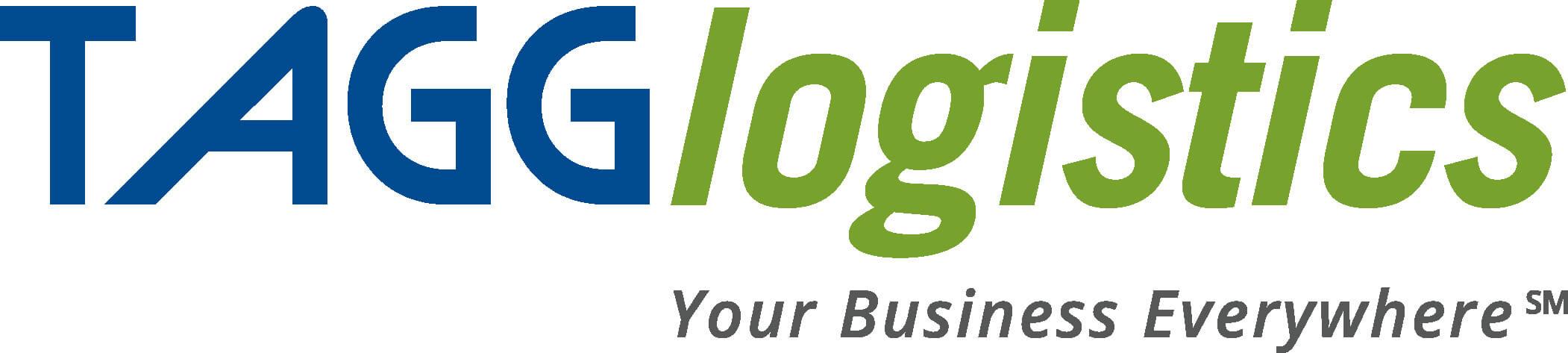 TAGG Logistics Logo