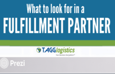 What to look for fulfillment partner