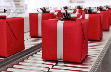 E commerce order fulfillment for holidays
